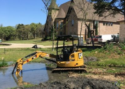pond-construction-southlake-plano